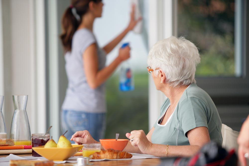 Visiting Homecare Services