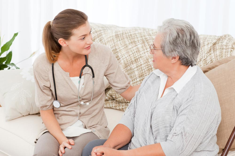 Care homes with nursing